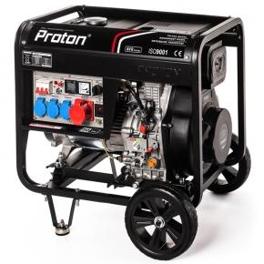 Proton 3 - Agregat prądotwórczy
